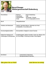Steckbrief Draeger 2021