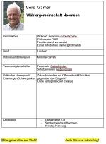 Steckbrief Kramer 2021
