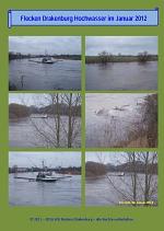 Weserhochwasser im Januar 2012