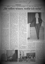 Zeitungsartikel vom 18.05.2019